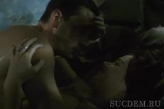 Интимная сцена в постели с Екатериной Редниковой фото